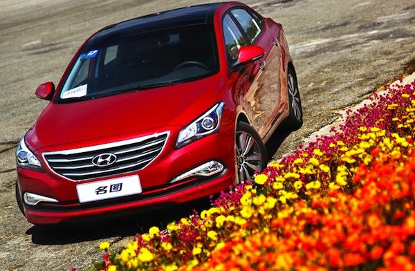 Hyundai Mistra China 2014. Picture courtesy of auto.sohu.com