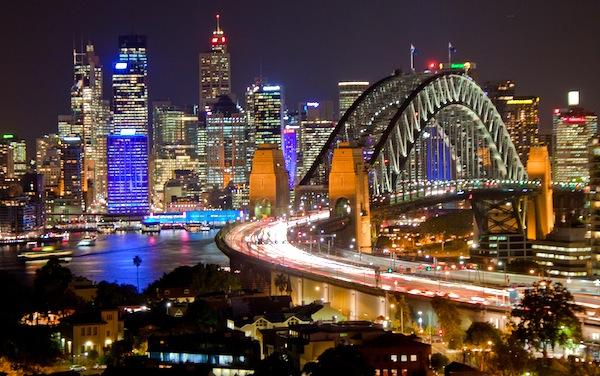 Sydney Australia 2013 Picture courtesy of jordie23 via Flickr