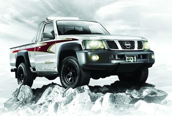 Nissan Patrol Pick-up Oman 2013