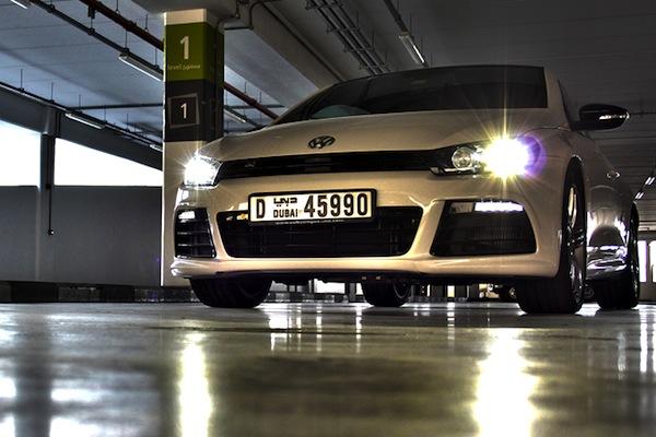 VW Scirocco World 2013. Picture courtesy of motoringme.com
