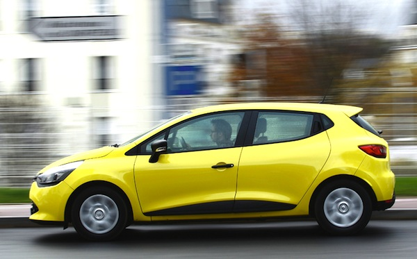 Renault Clio UK September 2016. Picture courtesy automobile-magazine.fr