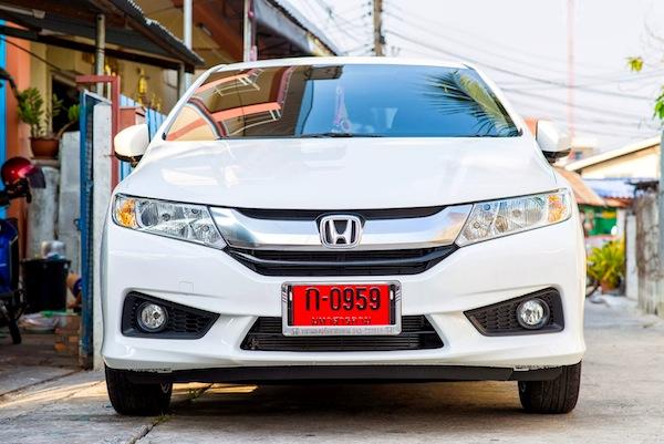 Honda City Malaysia 2014. Picture courtesy of hondacitythai.com