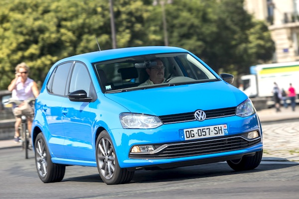 VW Polo Algeria July 2014. Picture courtesy of largus.fr