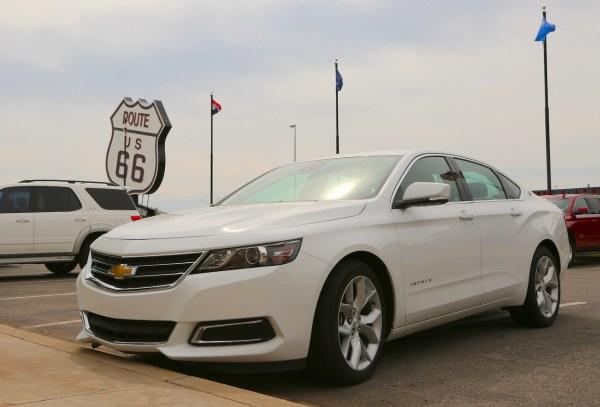7. Chevrolet Impala Route 66