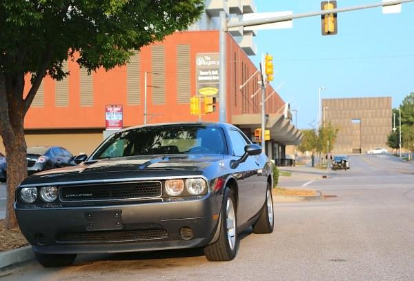 Dodge Challenger Oklahoma