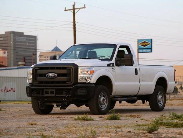 Ford F250 Oklahoma City
