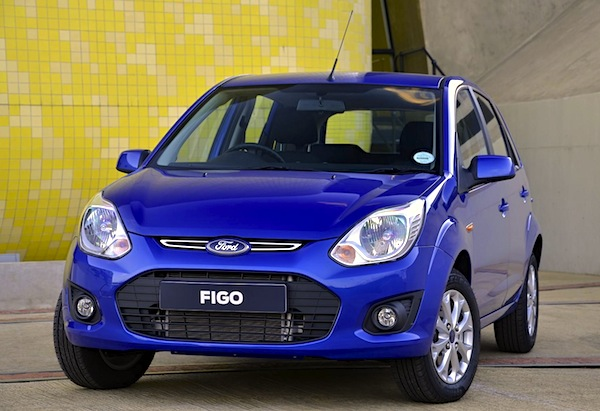 Ford Figo Qatar August 2014. Picture courtesy of mouthshut.com