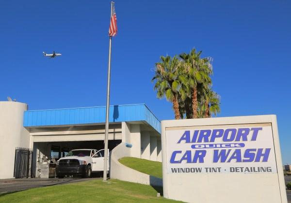 8b. Albert Palm Springs Car Wash 1