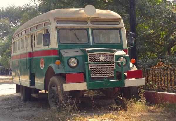 5. Chevrolet Truck Bagan
