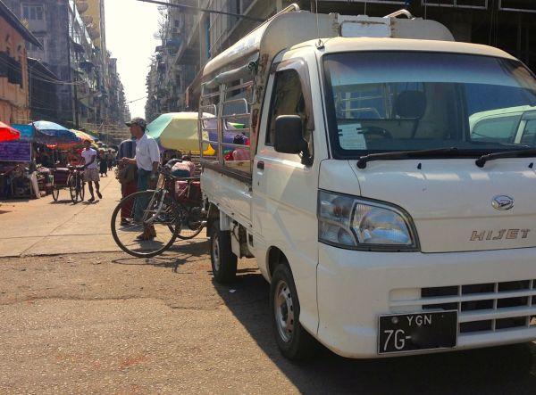 Daihatsu Hijet Yangon 2