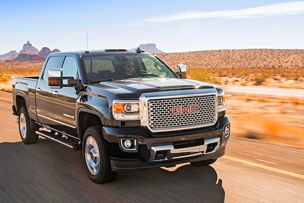 GMC Sierra World 2014. Picture courtesy of motortrend.com