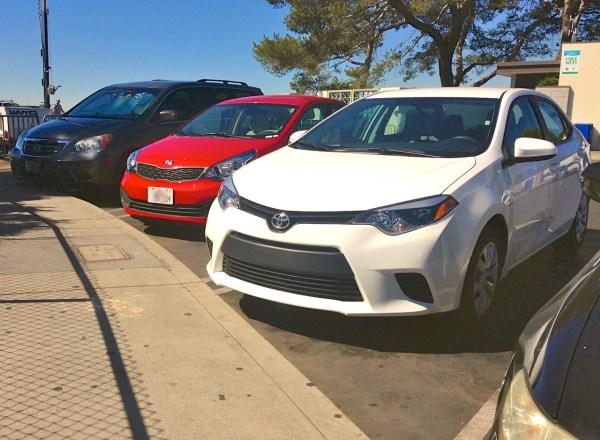 Toyota Corolla Los Angeles