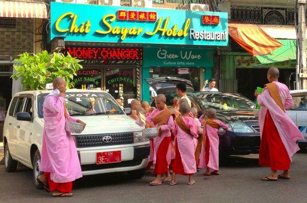 Toyota Probox Yangon 2
