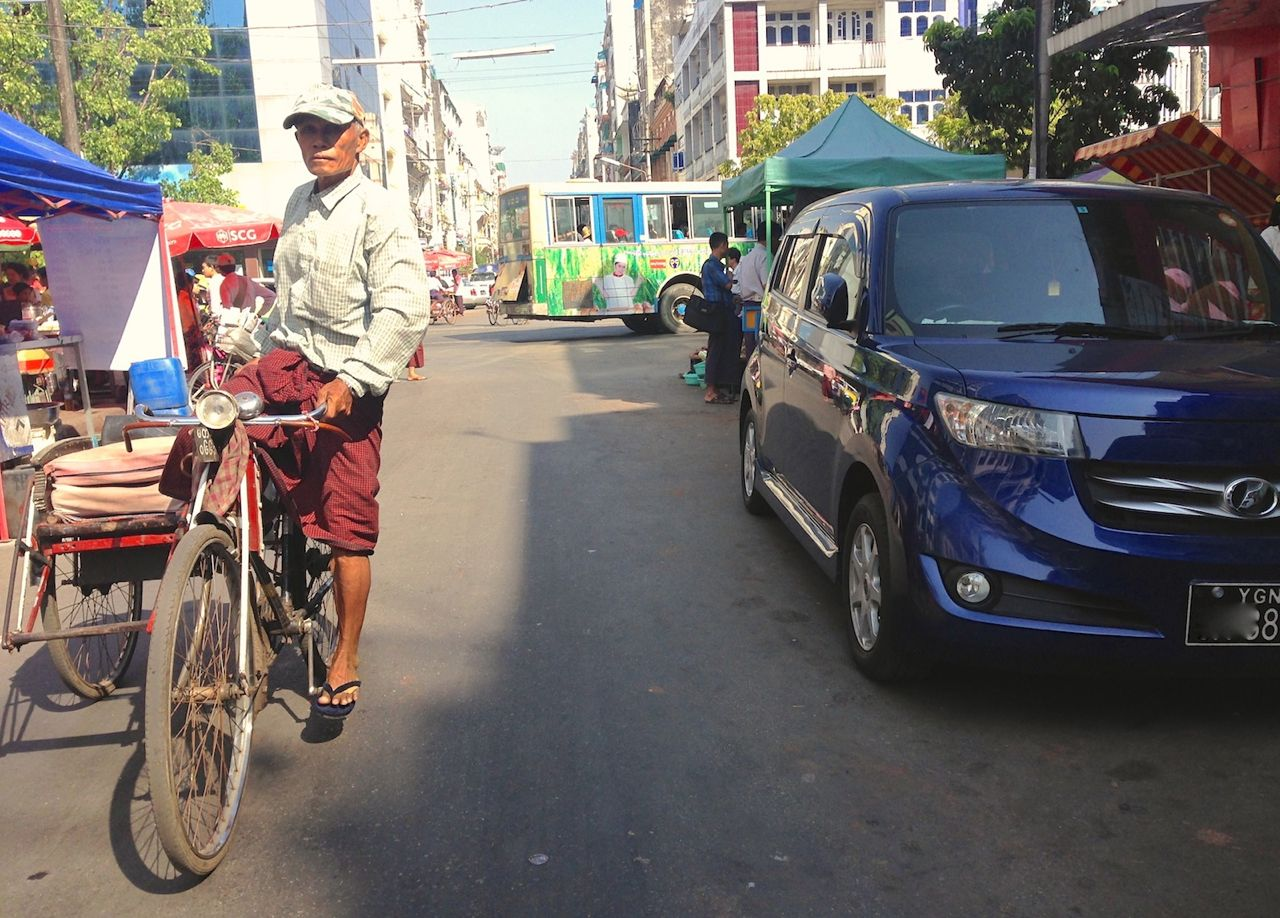 Buying A Used Car In Laos