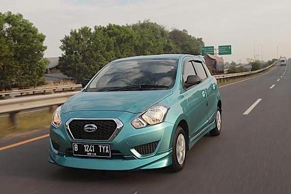 Datsun GO+ Indonesia 2014. Picture courtesy of autobild.co.id