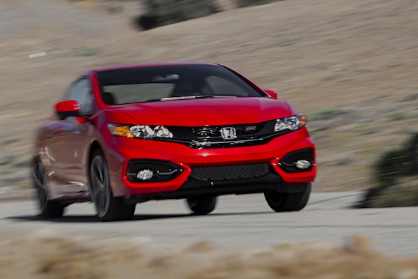 Honda Civic Quebec 2014. Picture courtesy of motortrend.com