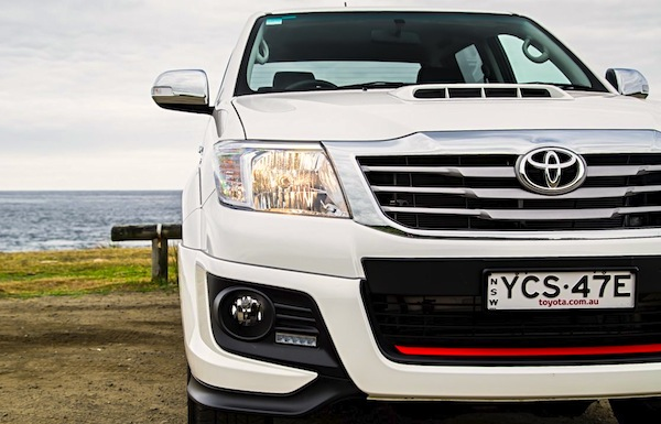 Toyota Hilux South Africa 2014. Picture courtesy of caradvice.com.au