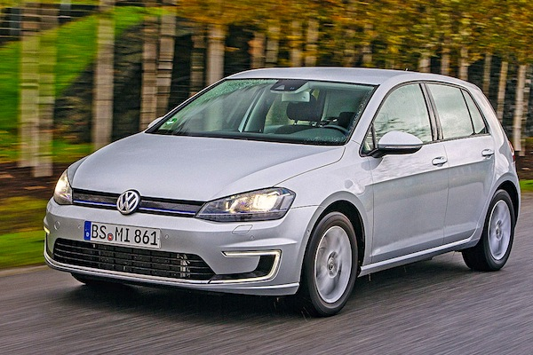 VW Golf Switzerland 2015. Picture courtesy of autobild.de