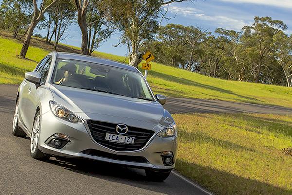 Mazda3 Australia January 2015. Picture courtesy caradvice.com.au