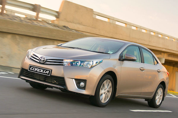 Toyota Corolla Singapore 2014