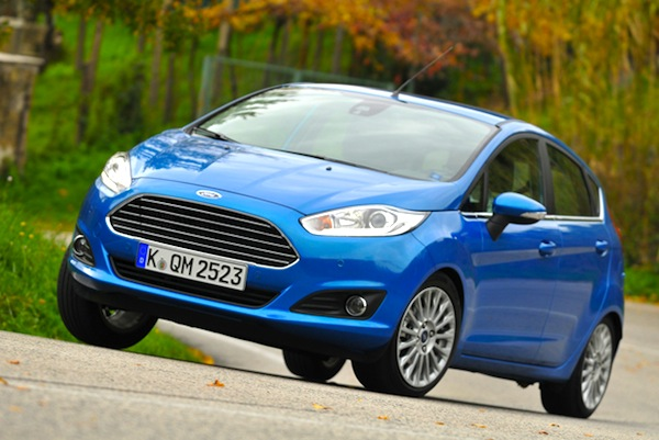 Ford Fiesta New Caledonia February 2016