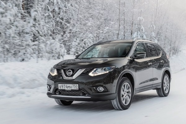 Nissan X-Trail Russia September 2016. Picture courtesy zr.ru