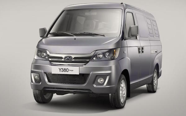 Chery Y380 Colombia 2014