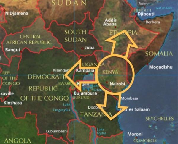 Eastern Africa