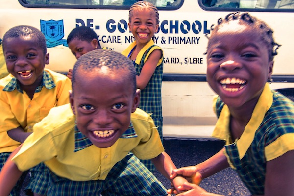 Smile Nigeria. Picture by Devesh Uba via Flickr