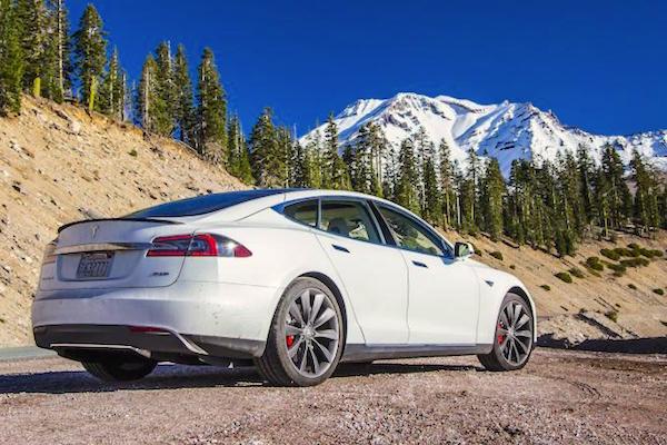 Tesla Model S. Picture courtesy caradvice.com.au