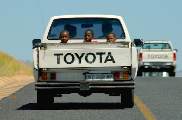 Toyota South Africa by Greg Tee