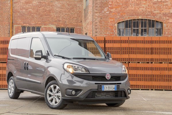 Fiat Doblo Turkey June 2015