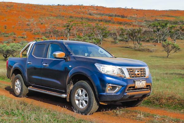 Nissan Navara Australia January 2016. Picture courtesy caradvice.com.au