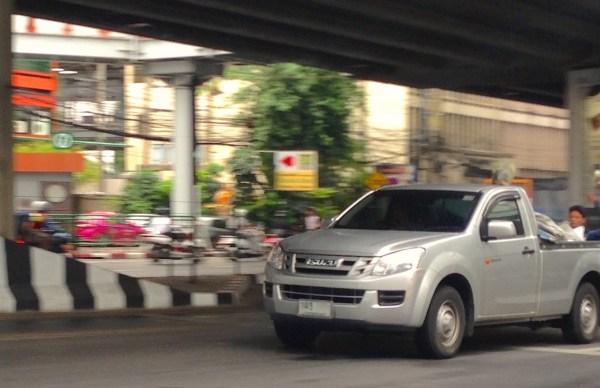 2. Isuzu D-Max Bangkok July 2015