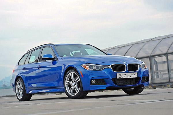 BMW 3 Series South Korea June 2015. Picture courtesy rpm9.etnews.com