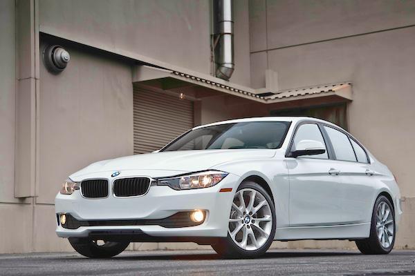 BMW 3 Series World 2014