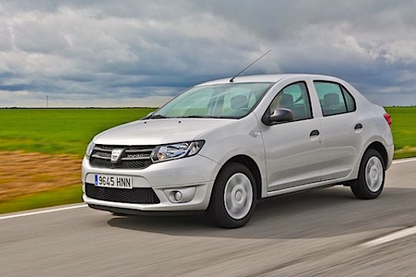 Dacia France 2015. Picture courtesy autobild.es