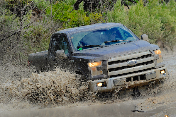 Ford F-Series Canada August 2015. Picture courtesy motortrend.com
