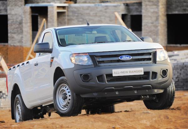 Ford Ranger Malawi June 2015