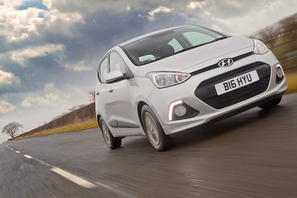 Hyundai i10 Syria March 2015
