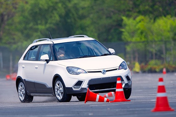 MG3 Thailand June 2015. Picture courtesy manager.co.th