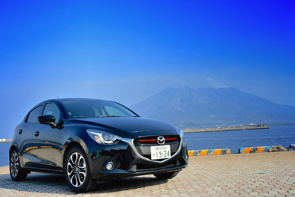Mazda Demio Japan June 2015. Picture courtesy webcb.net