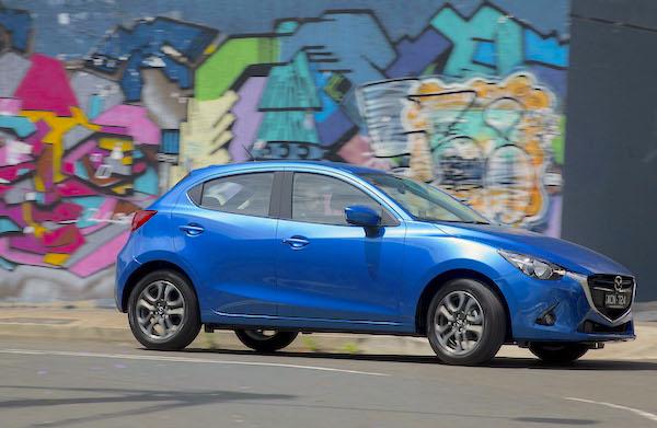 Mazda2 Netherlands June 2015. Picture courtesy caradvice.com.au