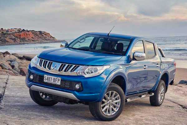 Mitsubishi L200 Senegal 2015. Picture courtesy carshowroom.com.au
