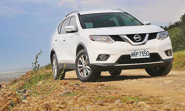 Nissan X-Trail Vietnam October 2016. Picture courtesy u-car.com.tw