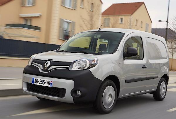 Renault Kangoo France 2015