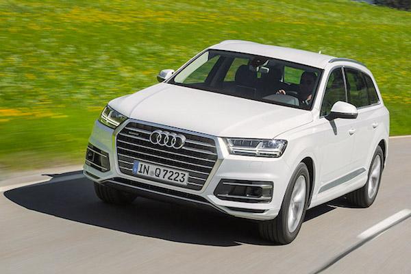 Audi Q7. Picture courtesy auto.cz