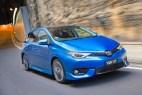 Toyota Corolla Australia July 2015