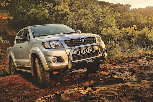 Toyota Hilux Nigeria 2015. Picture courtesy sacarfan.co.za