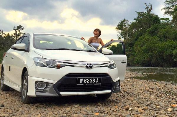 Toyota Vios Malaysia June 2015. Picture courtesy rebeccasaw.com